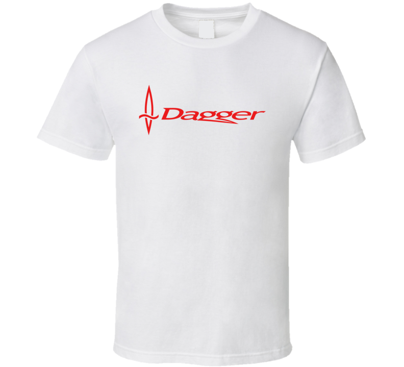 Dagger Canoe Kayak Fan T Shirt