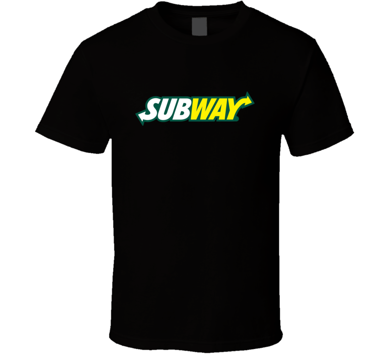 Subway Fan T Shirt