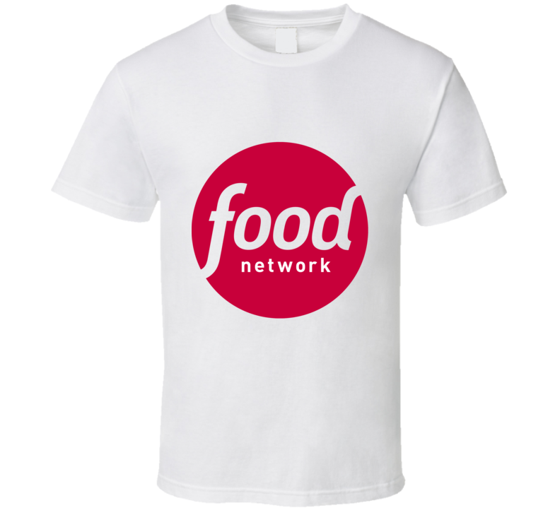 Food Network Cooking Fan T Shirt