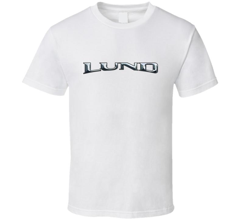 Lund Boats Fishing Fan T Shirt