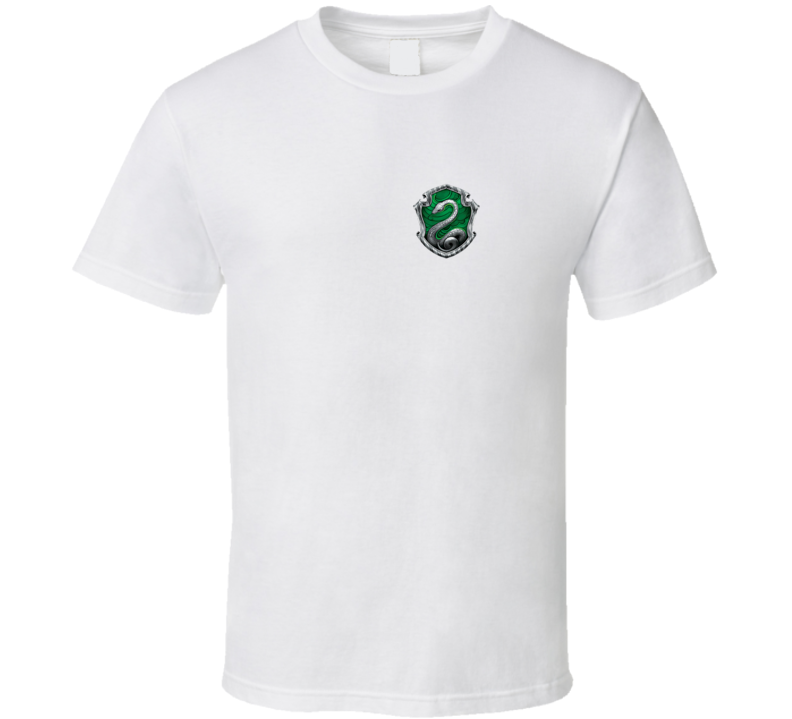 Harry Potter Books And Movies Slytherin Fan T Shirt