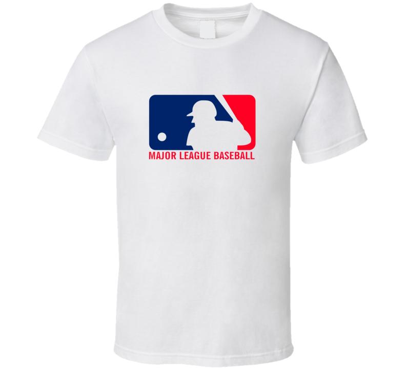 MLB Major League Baseball Fan T Shirt