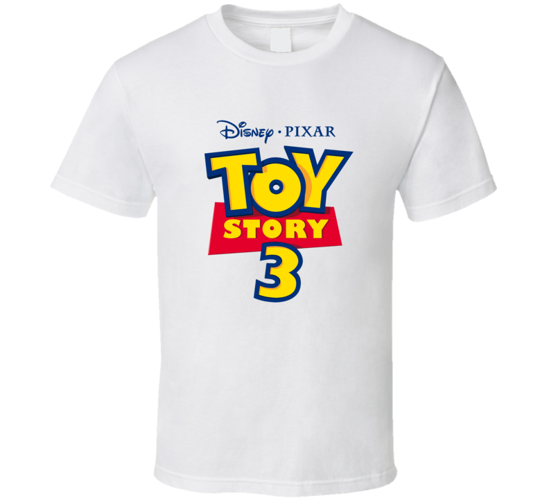 Toy Story 3 Disney Pixar Movie Supporters T Shirt