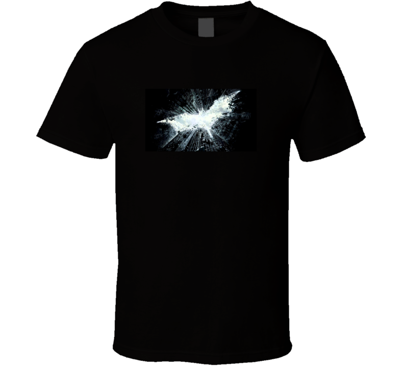 Awesome Batman Dark Knight Movie Fan T Shirt