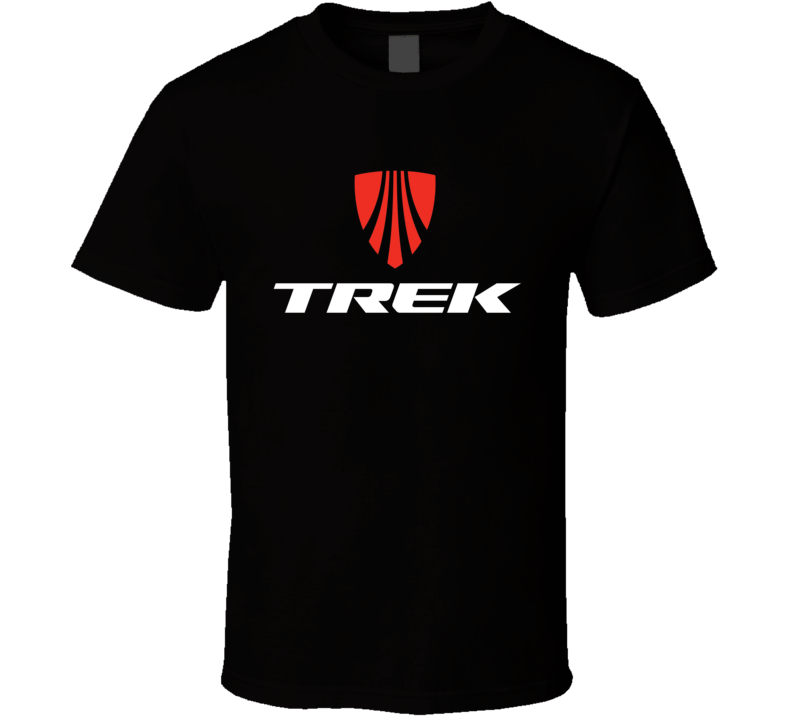 Trek Bike Bicycle Biking Fan T Shirt