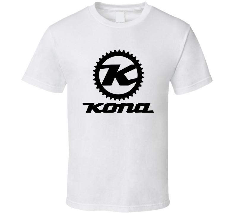 Kona Bicycles Bike Fan T Shirt