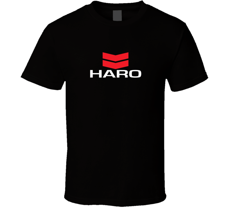 Haro BMX Bike Fan T Shirt