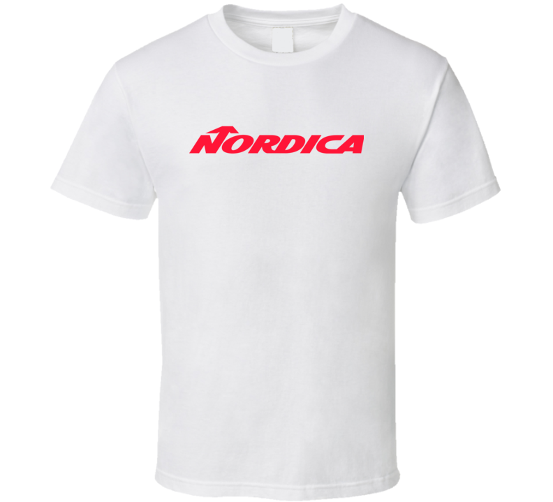 Nordica Ski Bum Fan T Shirt