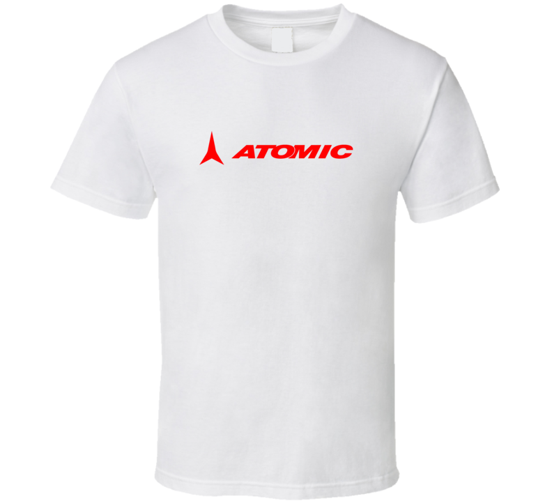 Atomic Ski Bum Fan T Shirt