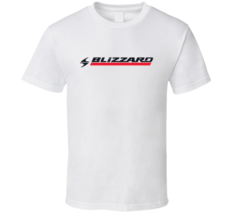 Blizzard Ski Bum Fan T Shirt