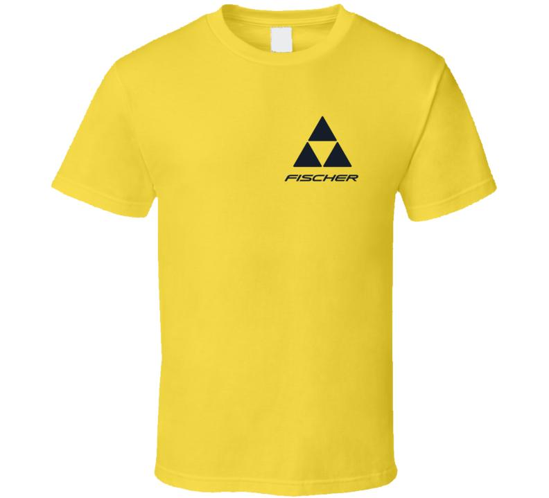 Fischer Ski Fan T Shirt