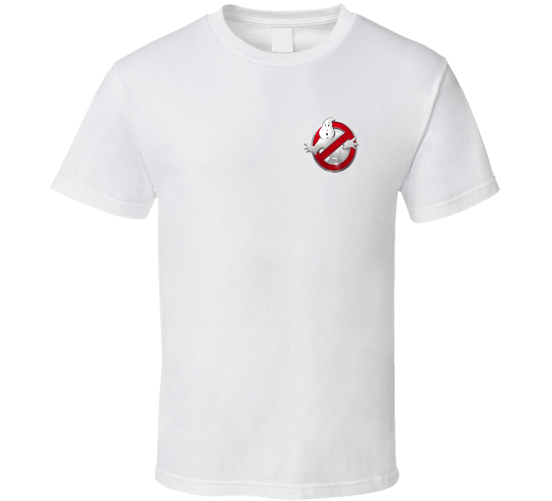 Ghost Busters Paranormal Movie Supporter T Shirt