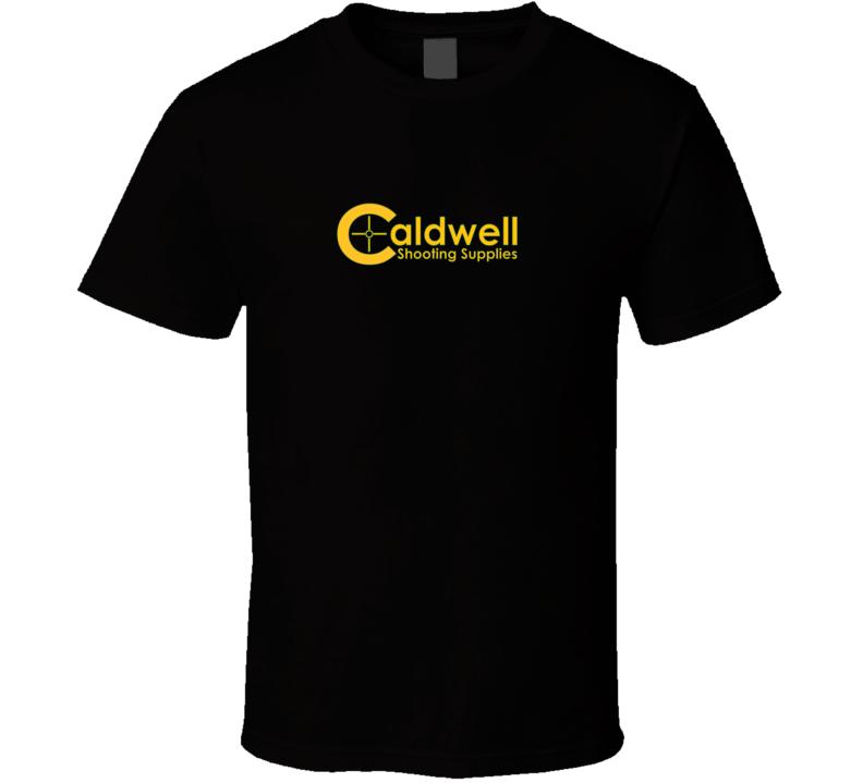 Caldwell Shooting Supplies Scope Fan T Shirt