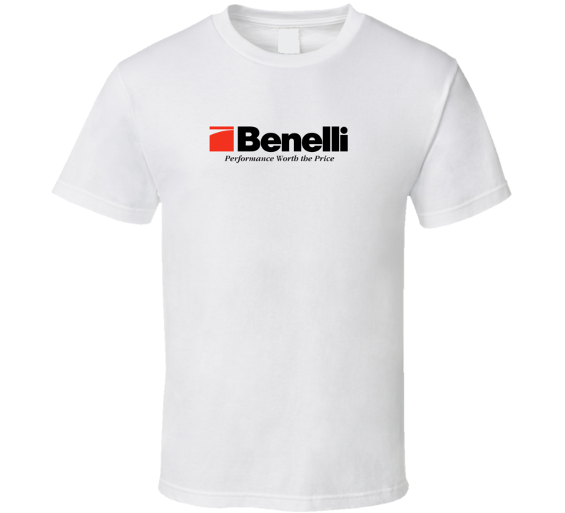 Benelli Performance Worth The Price Italian Hunting Gun Fan T Shirt