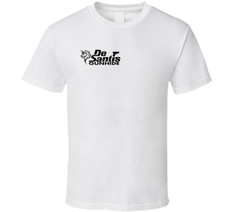 Desantis Gunhide Shooting Fan T Shirt