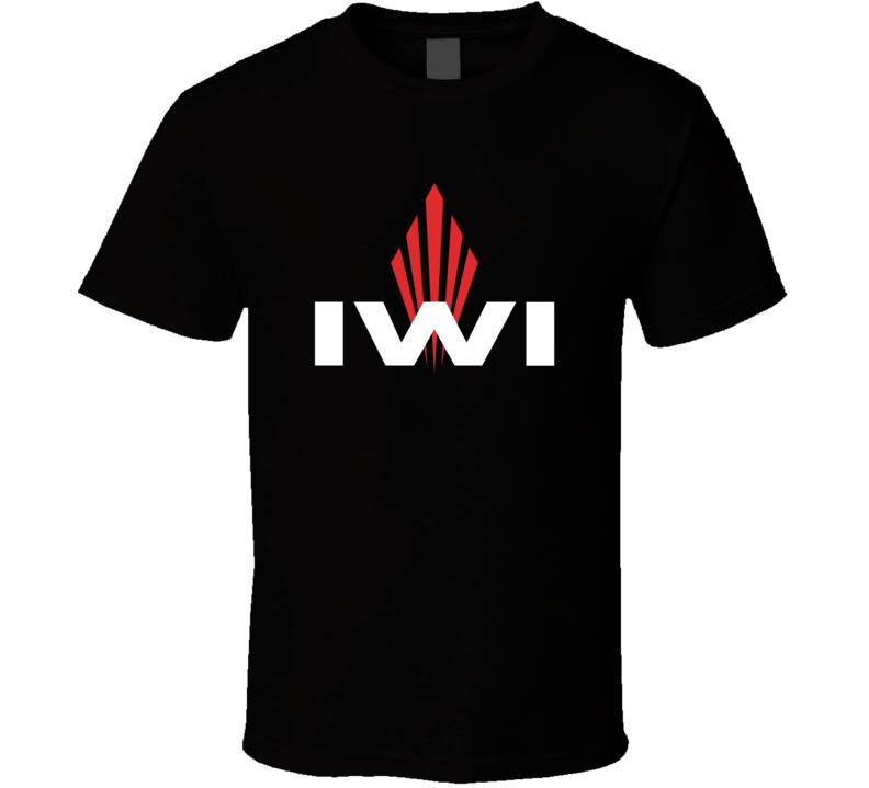 Kel Tech Firearms IWI SHooting Fan T Shirt
