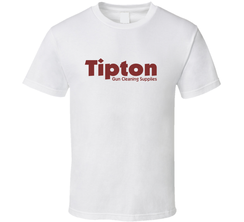 Tipton Gun Cleaning Supplies Shooting Fan T Shirt