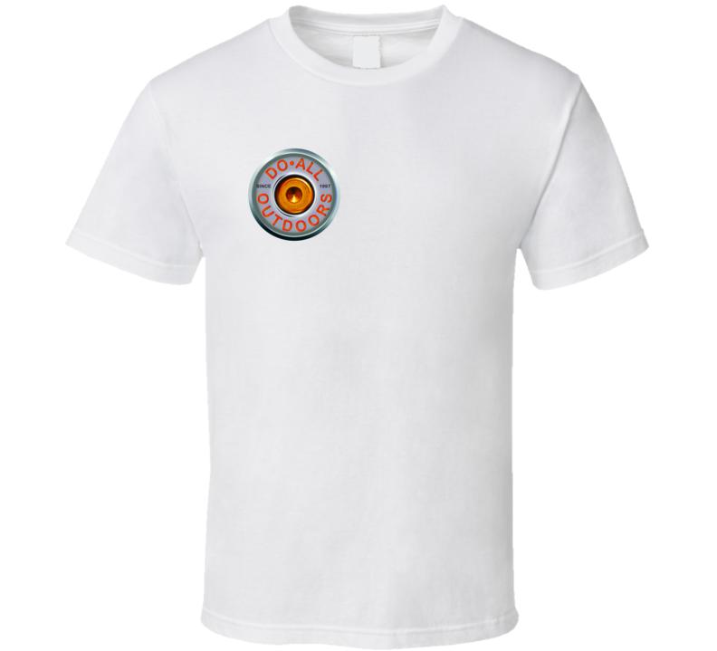 Do All Outdoors Since 1997 Shooting Gun Fan T Shirt