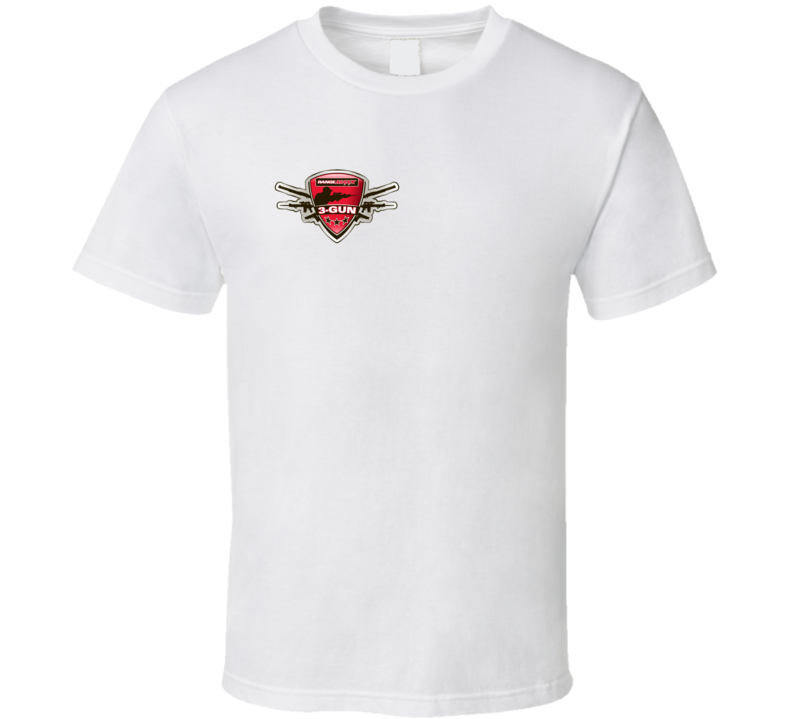 Rangemaxx 3-Gun Shooting Fan T Shirt