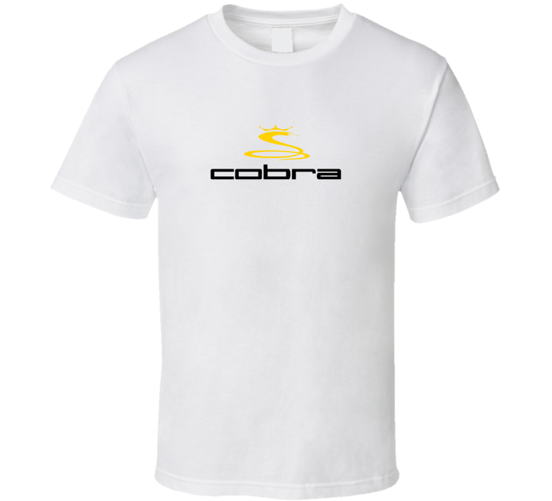 Cobra PGA Golf Fan T Shirt