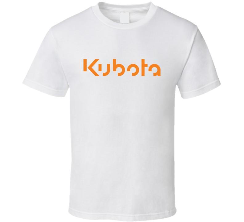 Kubota Tractor Fan T Shirt