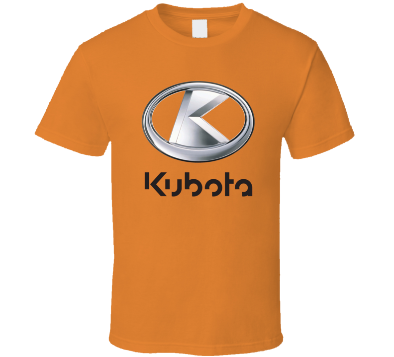 Kubota Farm Tractor Fan T Shirt