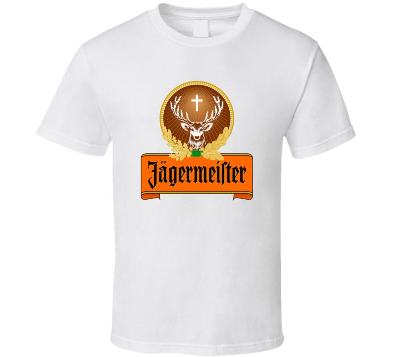Jagermeister Fan T Shirt