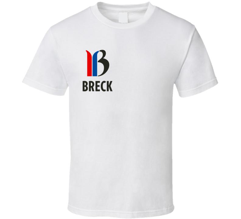Breckenridge Colorade Ski Resort Fan T Shirt