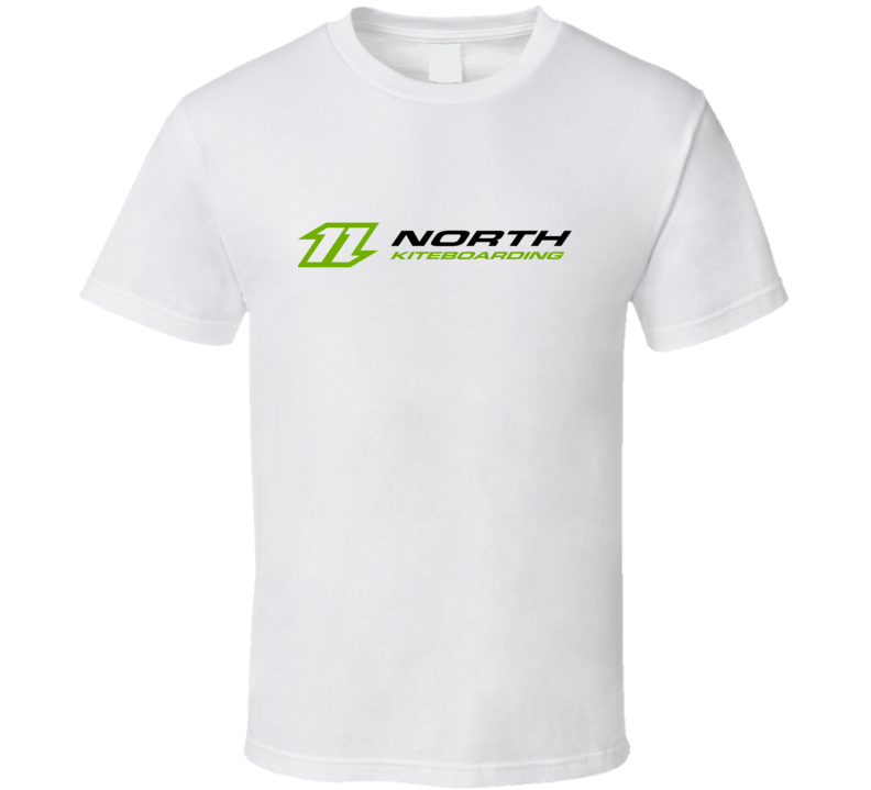 North Kiteboarding Fan T Shirt