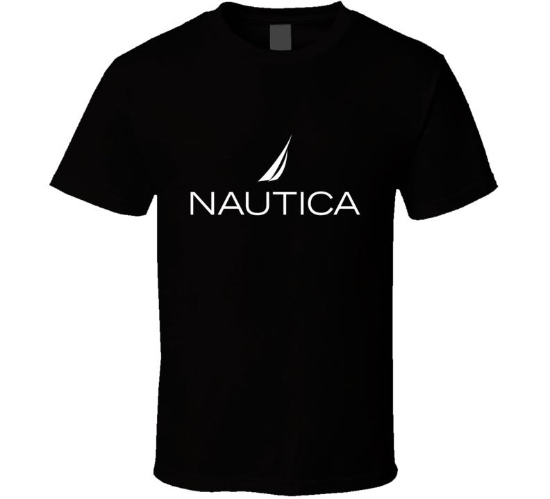 Nautica Fashion Fan T Shirt