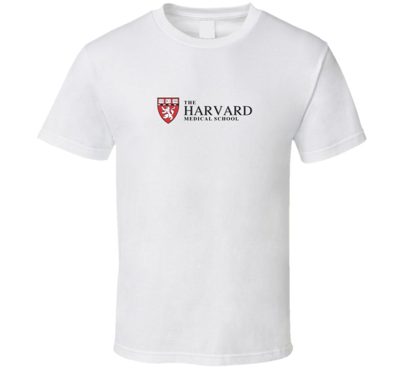 The Harvard Medical School Fan T Shirt