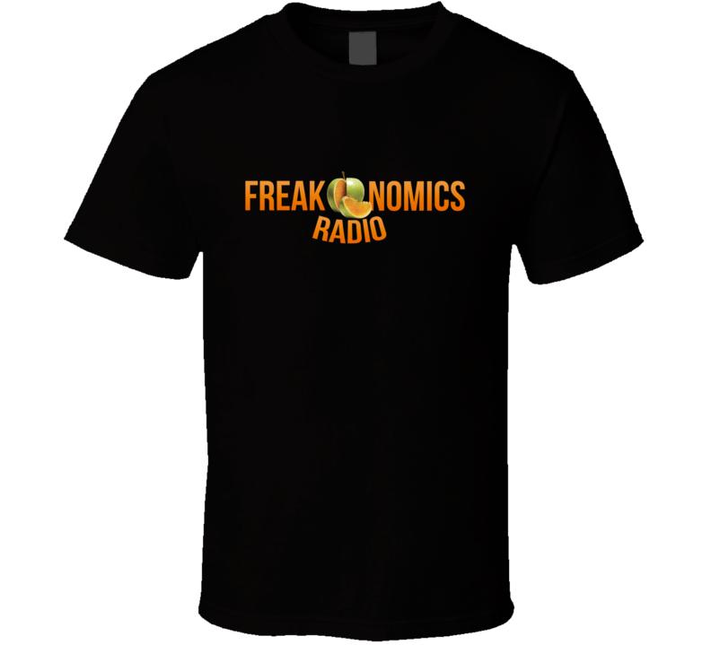 Freakonomics Radio Fan T Shirt