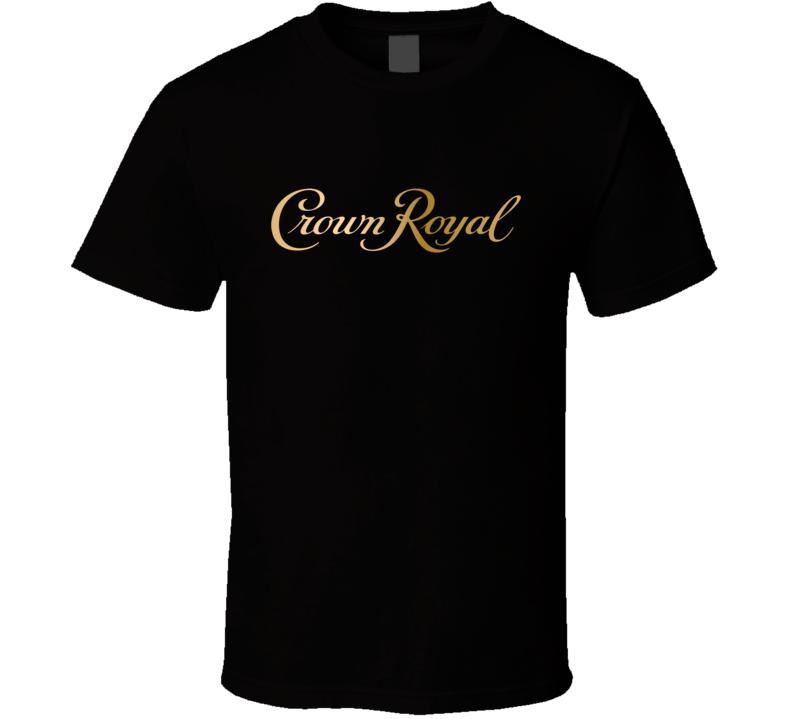 Crown Royal Whisky Fan T Shirt