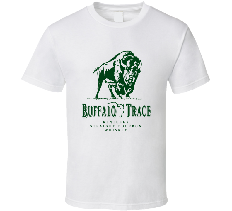 Buffalo Trace Bourbon Whiskey Fan T Shirt
