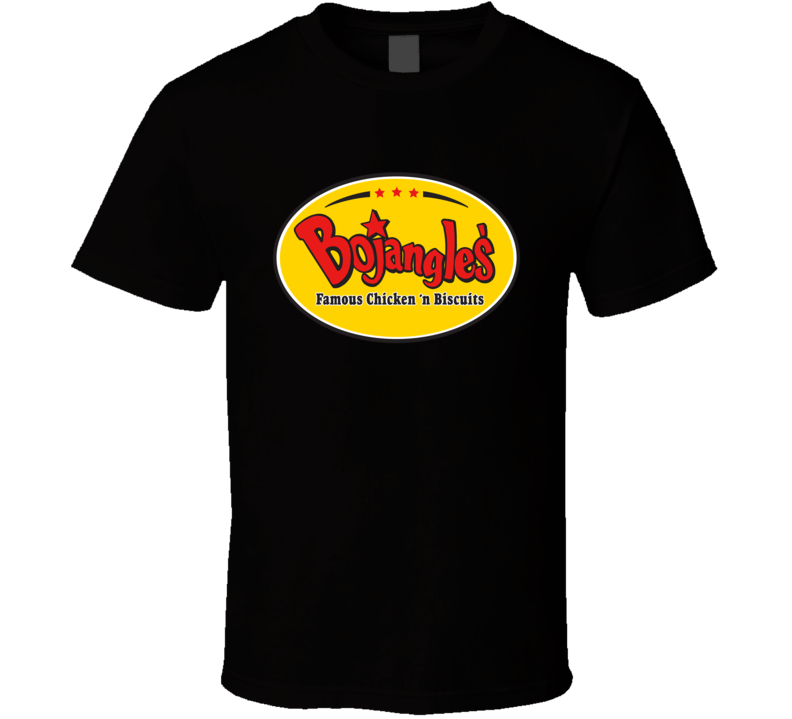 Bojangles Fan T Shirt