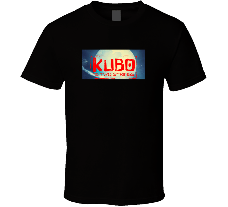 Kubo And The Two Strings Fan T Shirt