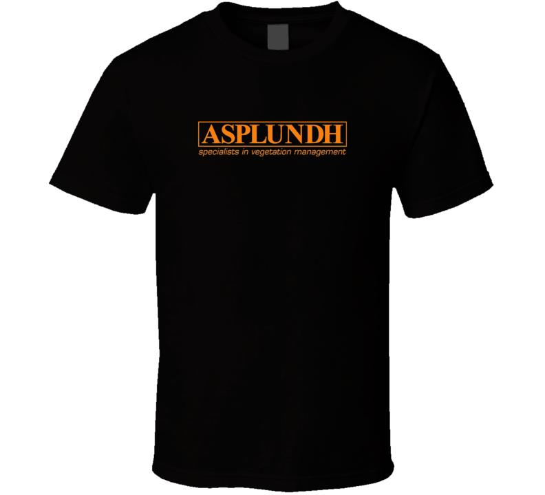 Asplundh Tree Company Fan T Shirt