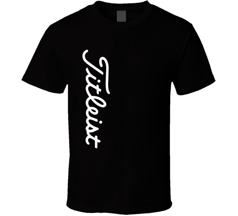 Titleist PGA Golf Fan Golfing T Shirt