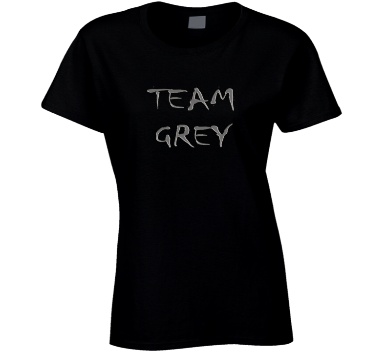 Team Grey 50 Shades Of Christian Fan T Shirt