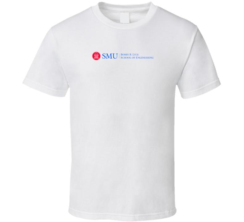 SMU Bobby Lyle School Of Engineering Fan T Shrit T Shirt