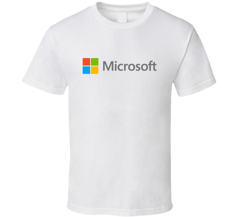 Microsoft PC Windows Fan T Shirt