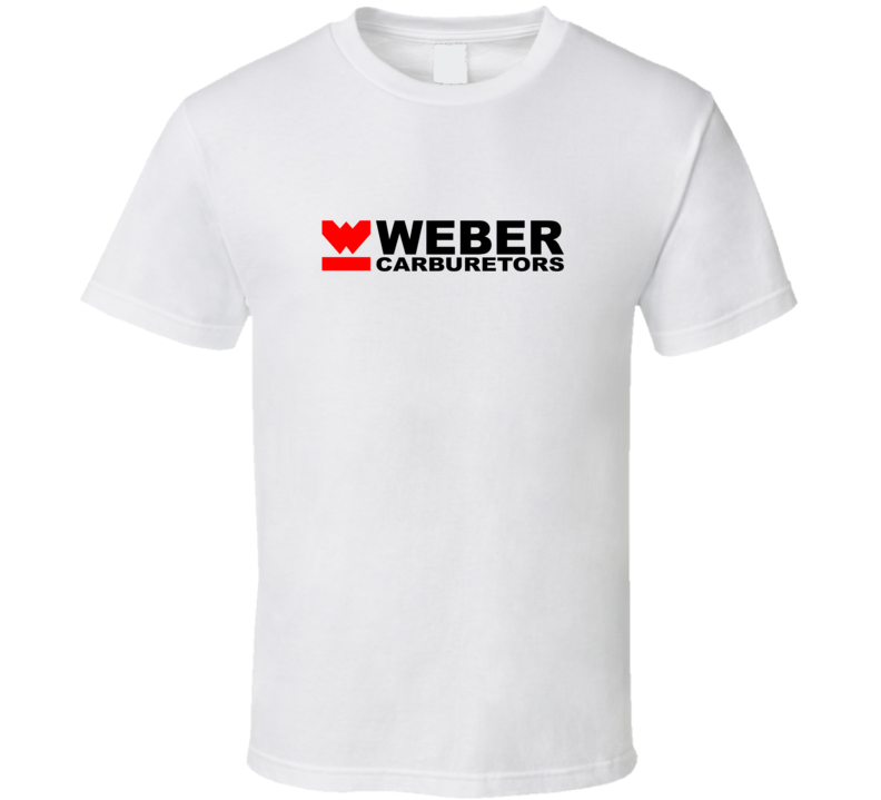 Weber Carburetors Fan T Shirt