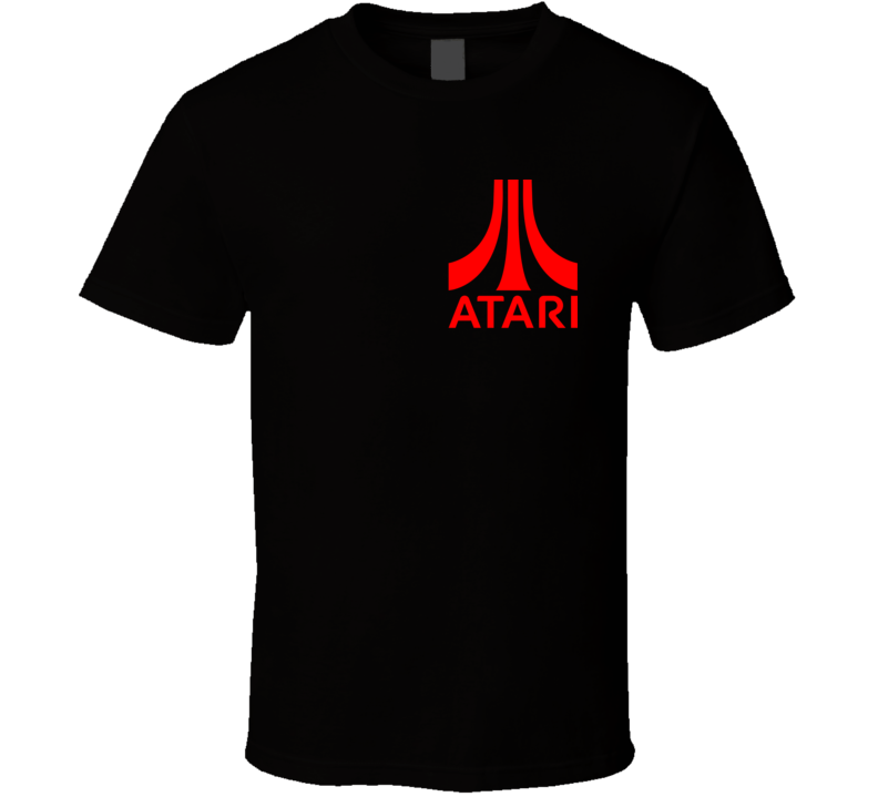 Atari Gaming Fan T Shirt