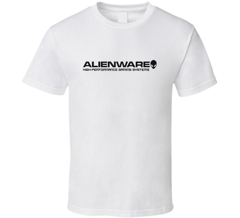Alienware Hi Performance Gaming Fan T Shirt