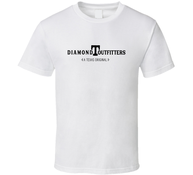 Diamond T Outfitters Texas Original Fan T Shirt
