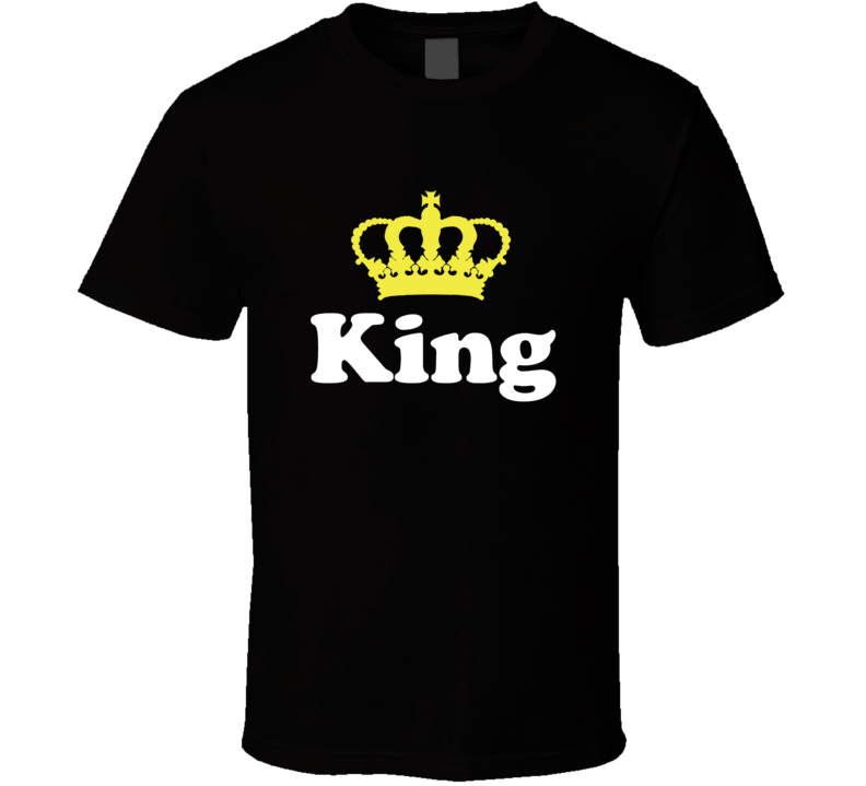 Funny King Awesome Chess Crown T Shirt