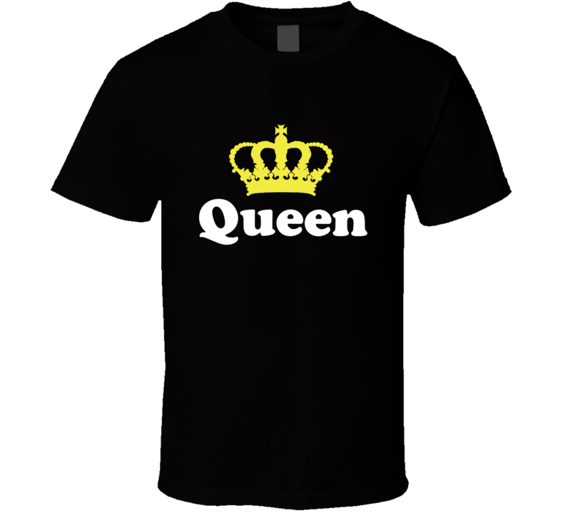 Funny Queen Awesome Chess Crown T Shirt
