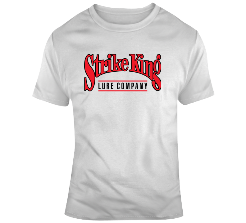 Strike King Lure Company Fan Supporter T Shirt