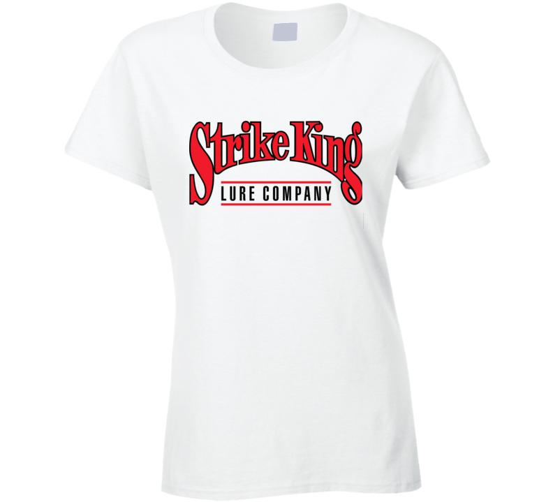 Strike King Lure Company Fan Supporter T Shirt