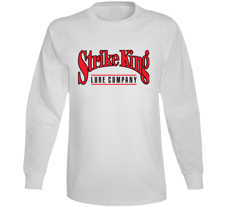 Strike King Lure Company Fan Supporter Long Sleeve